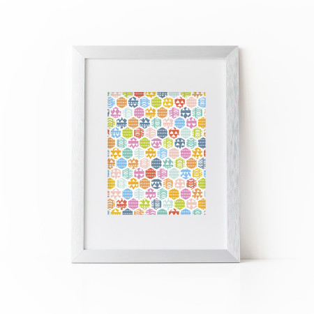 nursery prints & graphics: geometry is fun