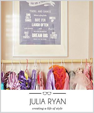 you are a princess: as seen in julia ryan