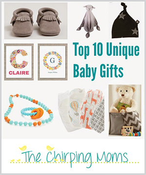 personalized nursery decor: as seen in the chirping moms top 10 unique baby gifts