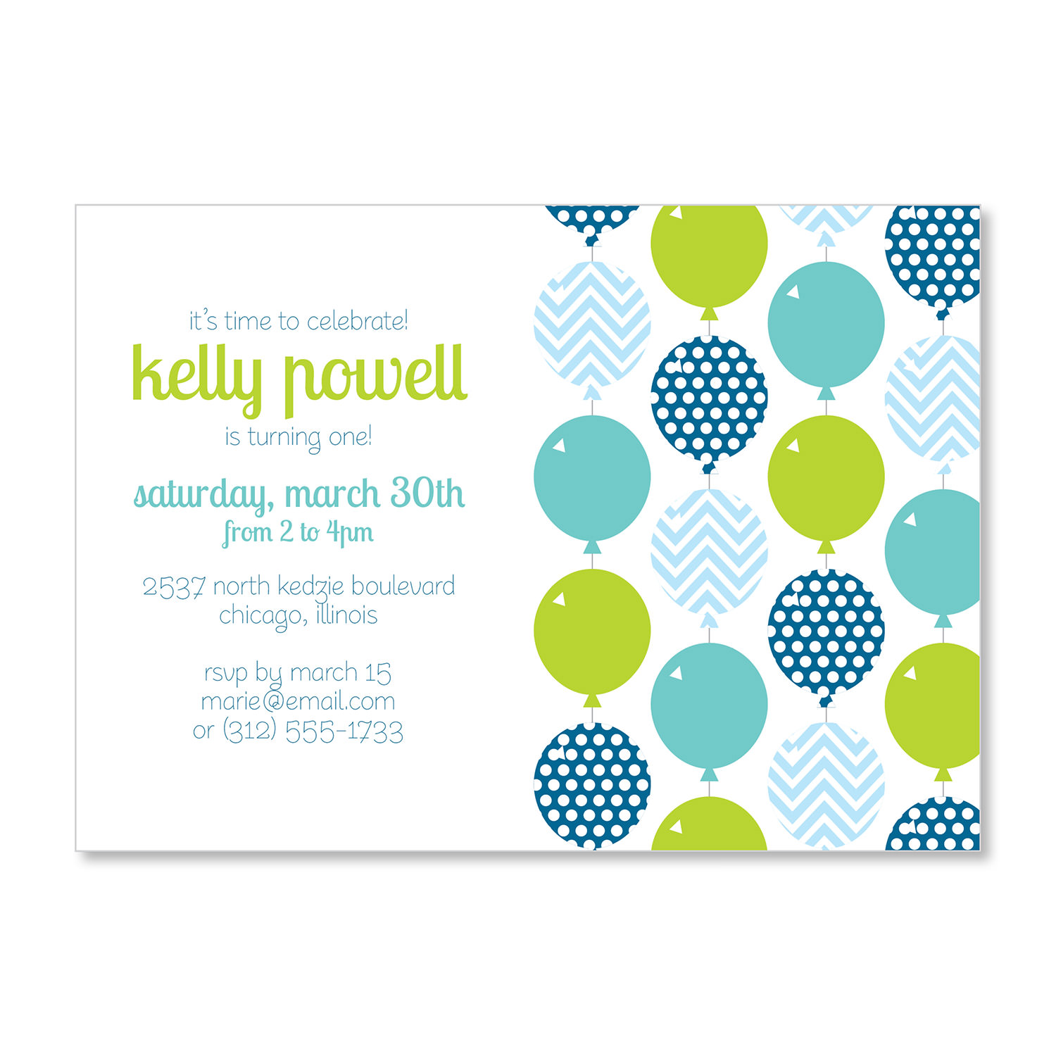Balloon birthday party invitations for kids quotes filmwisefo